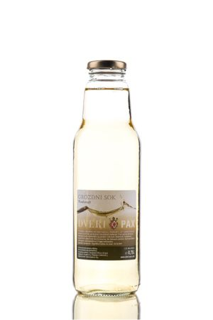 Dveri-pax sok (beli)