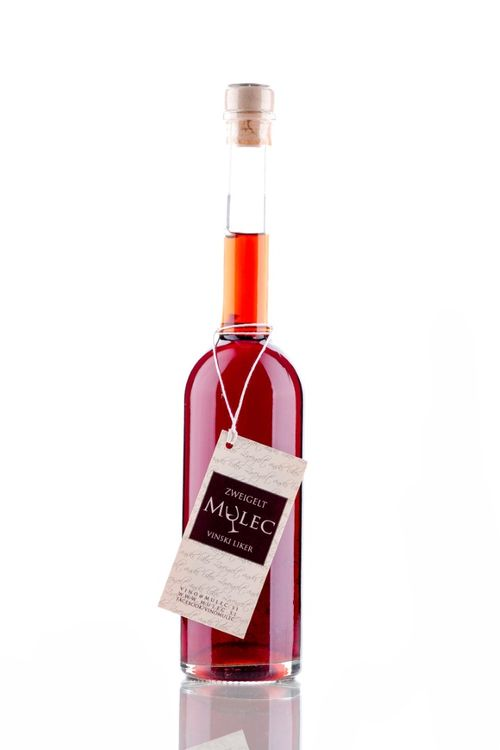 Zweigelt – Wine liqueur, Mulec