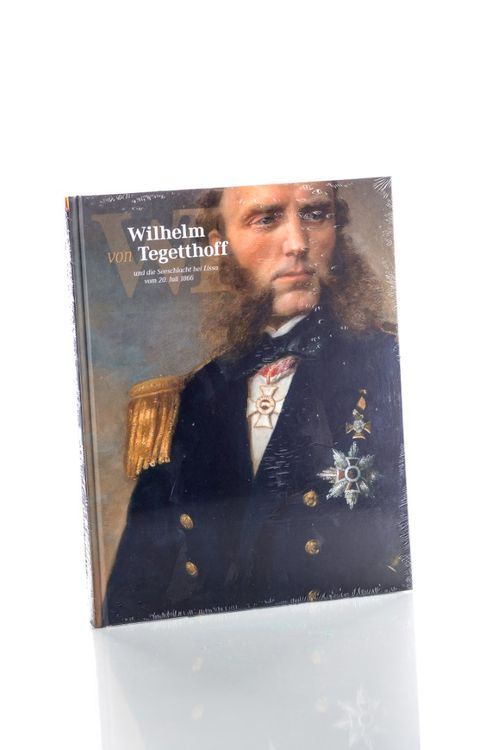 """Wilhelm von Tegetthoff und die Schlacht bei Vis am 20. Juli 1866 """"DEUTSCHE SPRACHE"""""""