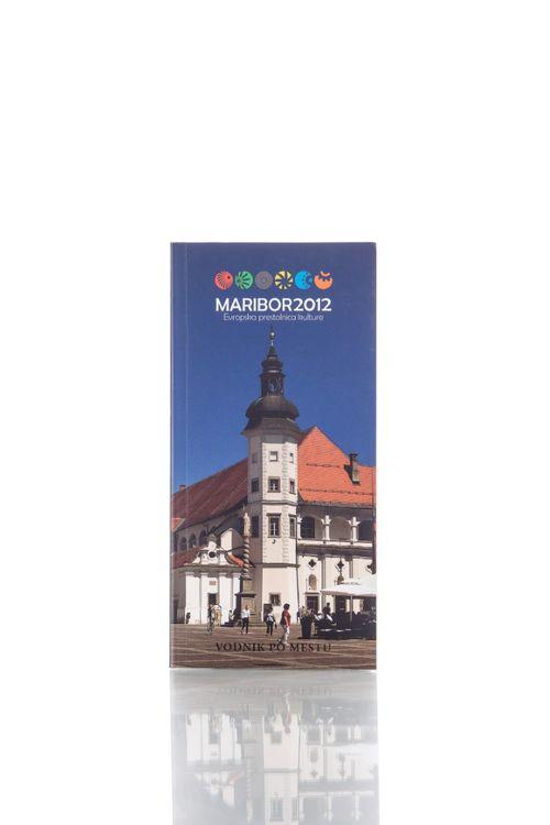 """Taschenführer durch die Stadt Maribor 2012 """"Deutsche sprache"""""""
