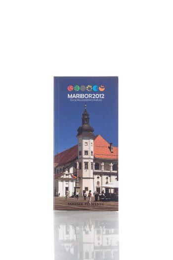 """Žepni vodnik po mestu Maribor 2012 """"ANGLEŠKI JEZIK"""""""