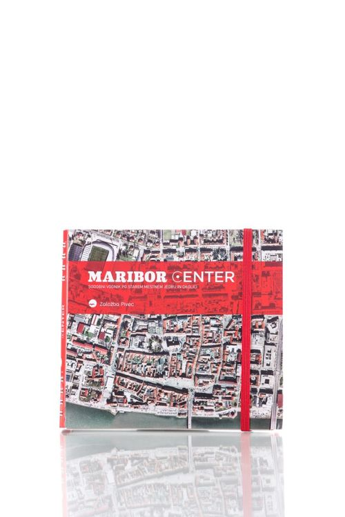 "A Book ""MARIBOR CENTER""– Slovenian language"