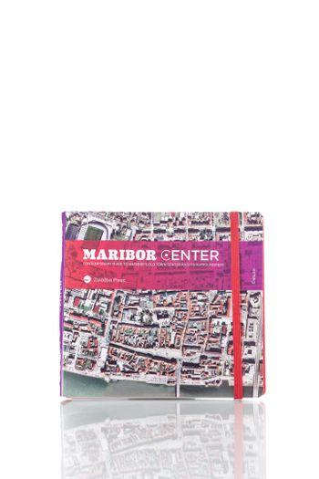 "A book ""MARIBOR CENTER""– English language"