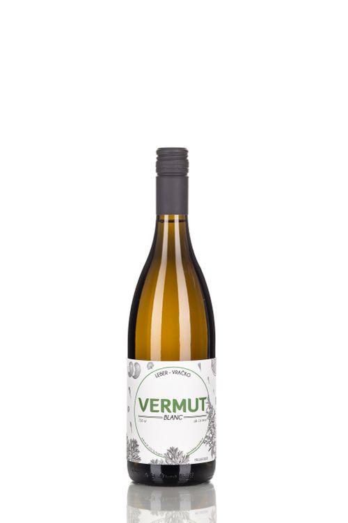 Vermut blanc, Leber Vračko