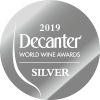 Silver medal (Decanter World Wine Awards 2019)