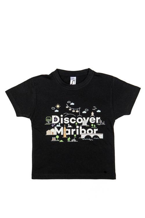 T-shirt Discover Maribor (kids)