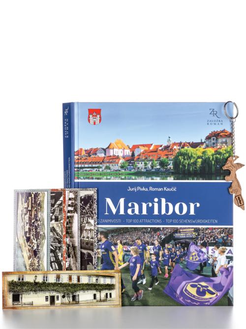 Gift pack »My Maribor«