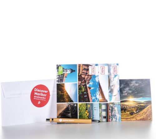 Gift pack »Discover Maribor for families«