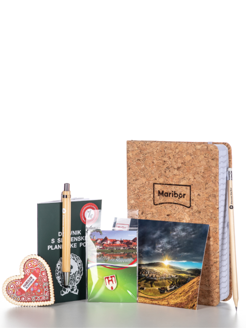 Gift pack »for hikers«